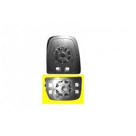 Miroir de rétroviseur gauche pour Iveco Turbo Daily de 2006 à 2010