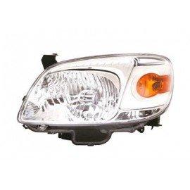 Phare gauche avec clignotant pour Mazda bt-50 de 2008 à 2011