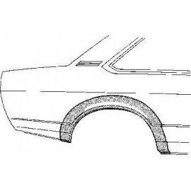 Arc d'aile arrière pour Opel Ascona-b de 1975 à 1981