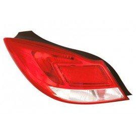 Verre Feu arrière gauche pour Opel Insignia de 2008 à 2013