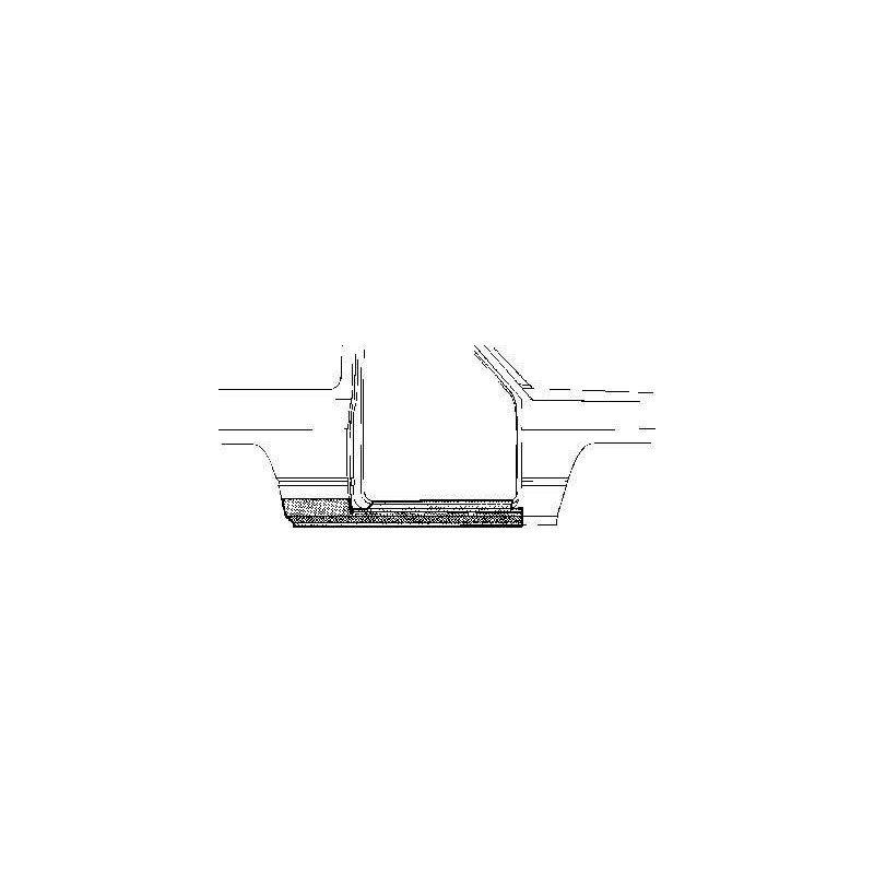 bas de caisse pour suzuki sj410 3 pi ces d tach es pour subaru sj410. Black Bedroom Furniture Sets. Home Design Ideas