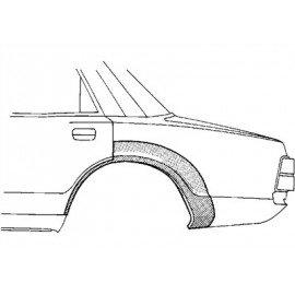 Passage de roue arrière pour Volvo 440/460