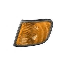 Feu de direction gauche, complet (orange) pour Audi 100