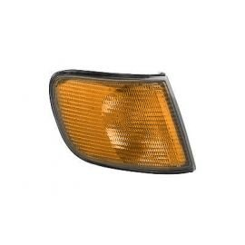 Feu de direction droit, complet (orange) pour Audi 100