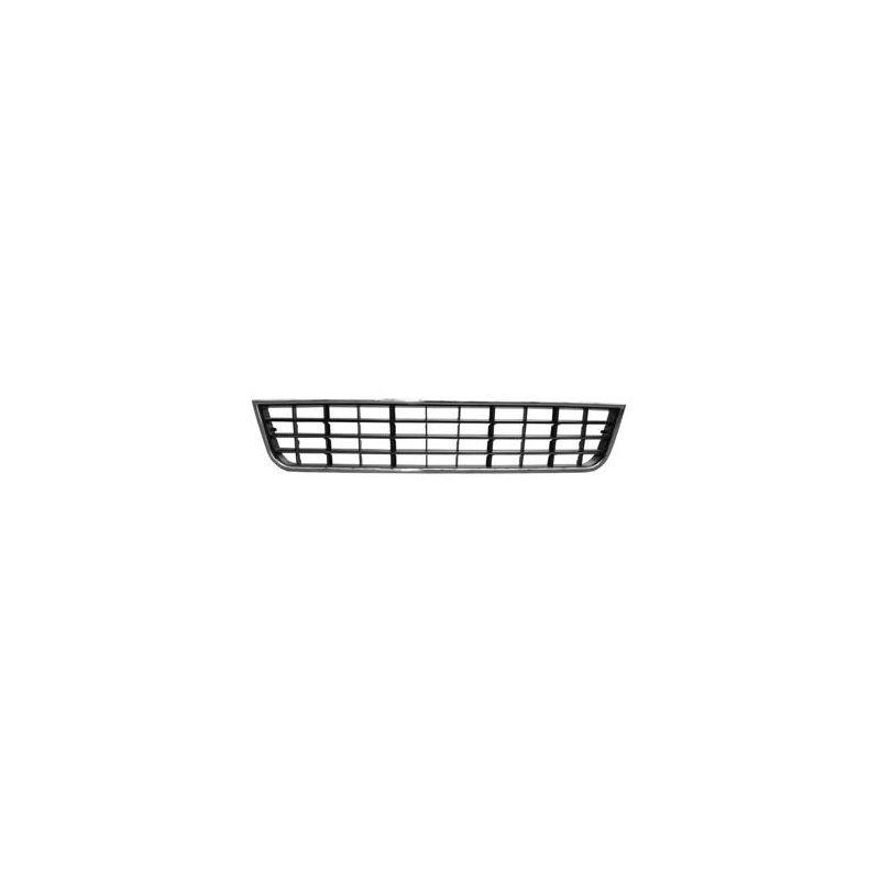 grille centrale dans pare chocs pour audi a6 d 39 aout 2001 mai 2004 carrossauto. Black Bedroom Furniture Sets. Home Design Ideas