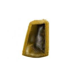 Feu de direction gauche sans douille couleur orange pour Opel Kadett E