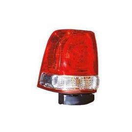 Feu arrière gauche complet LED (partie extérieur) pour Toyota Landcruiser 200 depuis 2007