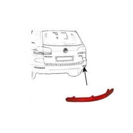 Reflecteur droit dans pare-choc pour Volkswagen Touareg d'avant 2010
