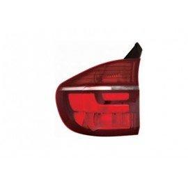 Feu arrière gauche (partie aile-arrière) pour BMW X5 E70 de avril 2010 à 2013