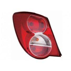 Verre de feu arrière gauche pour Chevrolet Aveo sedan depuis juin 2011