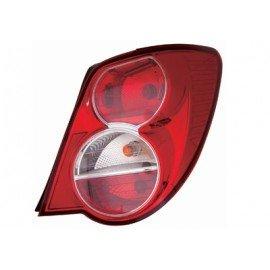 Verre de feu arrière droit pour Chevrolet Aveo sedan depuis juin 2011