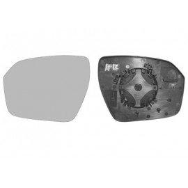 Miroir de rétroviseur gauche, chauffant, pour Land Rover Evoque d'après juin 2011