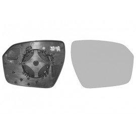 Miroir de rétroviseur droit, chauffant, pour Land Rover Evoque d'après juin 2011