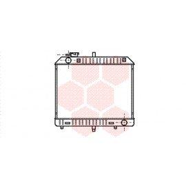 Radiateur moteur pour Mercedes MB100 W631 version 2.4D