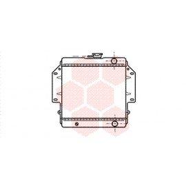 Radiateur moteur pour Suzuki Samurai version 1.3