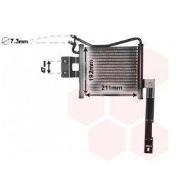 Radiateur Huile pour Hyundai IX55 de sept 2008 à 2013 version 3.0 CRDi boite automatique