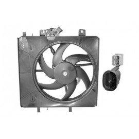 Hélice de ventilateur avec moteur pour Citroen C2 version 300W, VTR, VTS