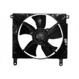 Hélice de ventilateur avec moteur pour Daewoo Leganza