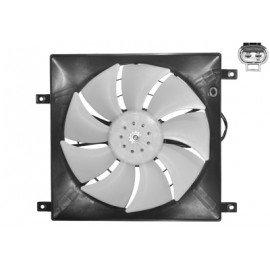 Hélice de ventilateur avec moteur pour Fiat Seidici depuis 2006 version 1.6