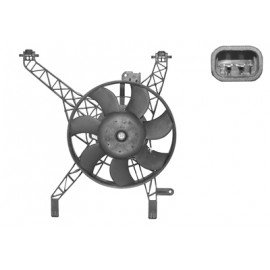 Hélice de ventilateur avec moteur pour Ford B-Max depuis oct 2012 version 1.4 / 1.6 sans clim