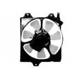 Hélice de ventilateur avec moteur pour Toyota Carina E de 1992 à 1997 avec clim