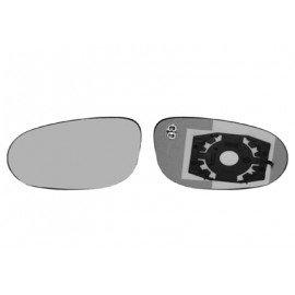 Miroir de rétroviseur gauche (compatible chauffant) pour Lancia Musa