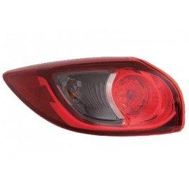 Verre de feu arrière gauche pour Mazda CX5 d'après sept 2012