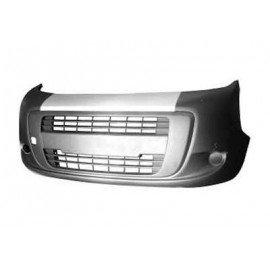 Pare-chocs avant pour Fiat Fiorino sans anti-brouillard d'après 2008