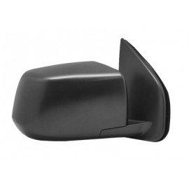 Rétroviseur droit manuel complet couleur noire pour Isuzu D-Max d'après 2012
