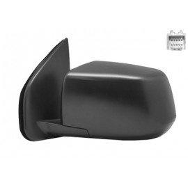 Rétroviseur gauche électrique complet couleur noire pour Isuzu D-Max d'après 2012