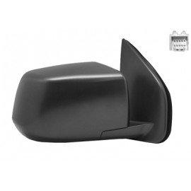 Rétroviseur droit électrique complet couleur noire pour Isuzu D-Max d'après 2012