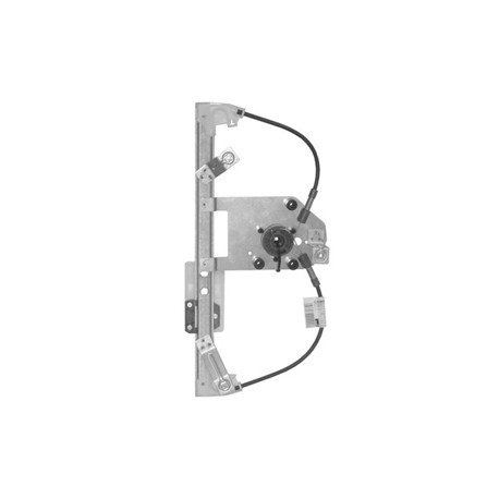 l ve vitre lectrique sans moteur porte arri re gauche pour opel astra j de 2010 2015 version. Black Bedroom Furniture Sets. Home Design Ideas