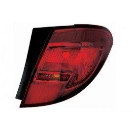 Verre de feu arrière droit partie aile marque AL pour Opel Meriva B de 2010 à 2014