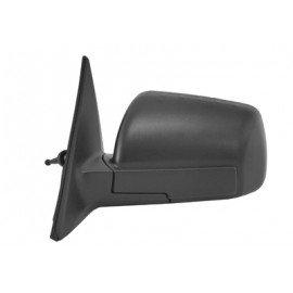 Rétroviseur manuel gauche complet couleur noire pour Kia Soul de jan 2009 à sept 2011