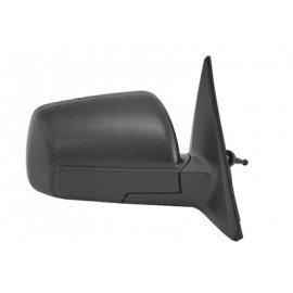 Rétroviseur manuel droit complet couleur noire pour Kia Soul de jan 2009 à sept 2011