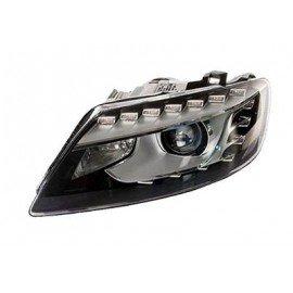 Phare avant gauche XENON D3s marque VALEO pour Audi Q7 de 2009 à 2015
