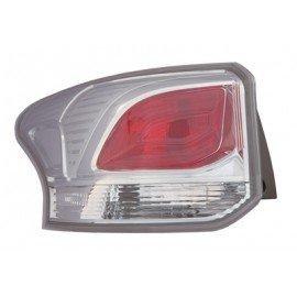 Verre de feu arrière gauche pour Mitsubishi Outlander d'après 2012