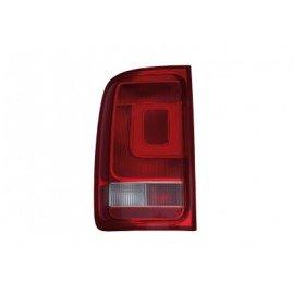 Verre de feu arrière gauche fumé pour Volkswagen Amarok d'après juin 2013