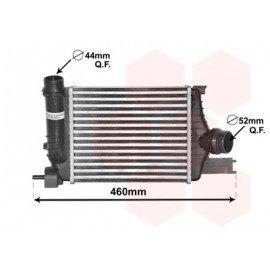 Intercooler pour Dacia Duster d'après 2014 version 1.2i 16V boite manuelle