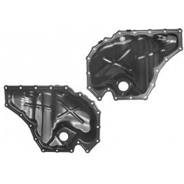 Carter huile aluminium pour Audi A4 de 2008 à 2012 version 1.8 Fsi / 1.8 TFsi / 2.0 TFsi