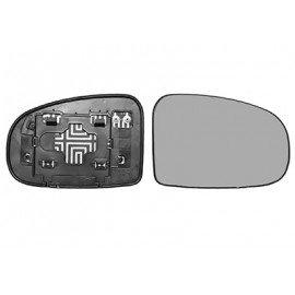 Miroir de rétroviseur droit, chauffant pour Toyota IQ depuis 2008
