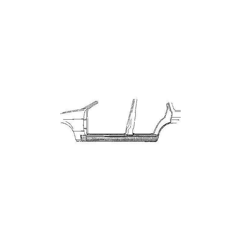 bas de caisse bmw s rie 5 e28 1981 1988 bas de caisse. Black Bedroom Furniture Sets. Home Design Ideas
