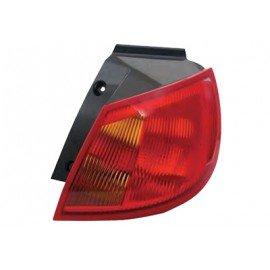 Feu arrière droit partie aile pour Mitsubishi Colt de 2004 à 2008 version 3portes