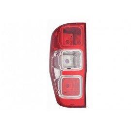 Verre de feu arrière gauche pour Ford Ranger d'après avril 2011