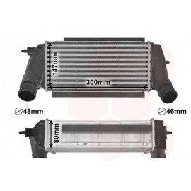 Intercooler 1,0 Ecoboost pour Ford B-Max depuis octobre 2012