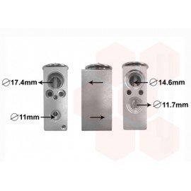 Détendeur de climatisation pour Citroen C4 Picasso de fév 2007 à 2013
