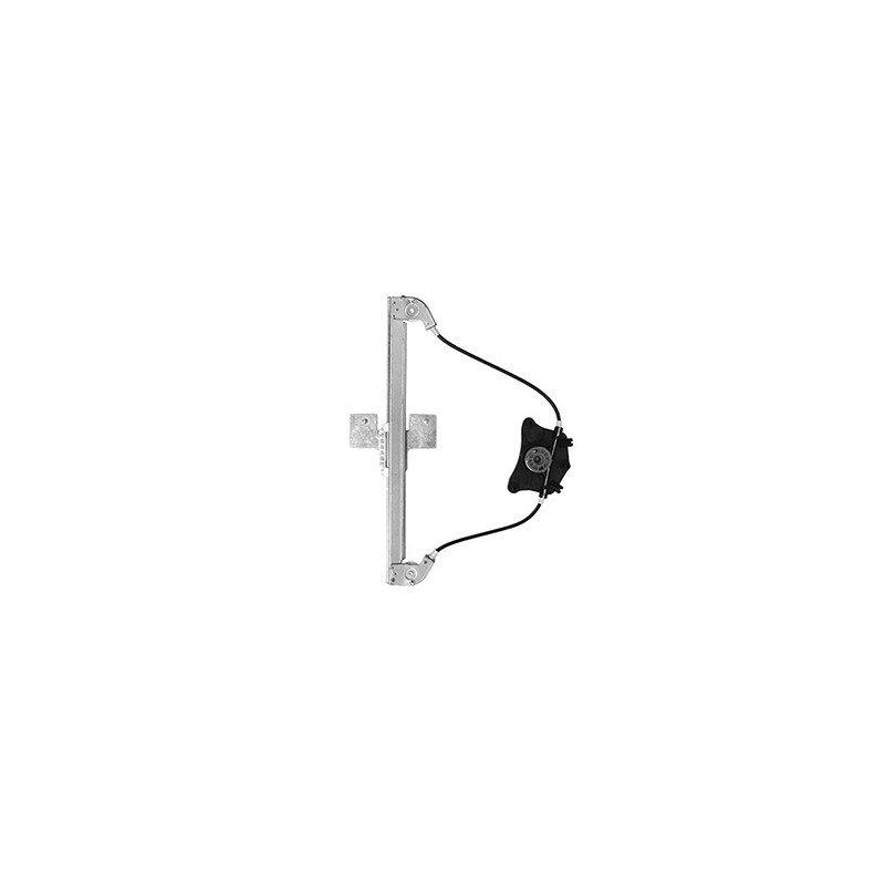 l ve vitre lectrique sans moteur porte arri re gauche pour audi a3 de sept 2012 2016 version. Black Bedroom Furniture Sets. Home Design Ideas