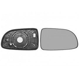 Miroir de rétroviseur droit (réglage à cable) pour Chevrolet AVEO 3/5 portes de avril 2008 à juin 2011