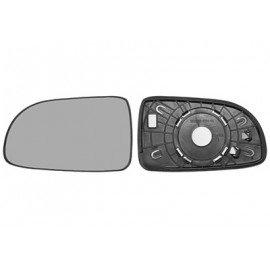 Miroir de rétroviseur gauche (réglage à cable) pour Chevrolet AVEO 3/5 portes de avril 2008 à juin 2011