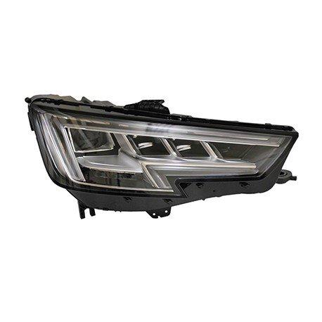 Phare avant droit à LED technologie MATRIX, marque AL, pour Audi A4 de oct 2015 à 2017